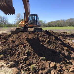 Contractor Grade Topsoil 20 Yard Load