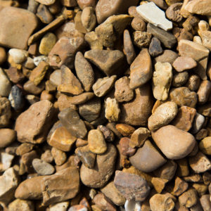 Pea Gravel 1/2 Inch