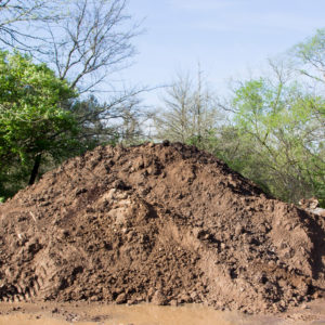 Unscreened Topsoil
